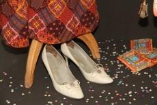 В таких туфельках наши бабушки бегали на свидания