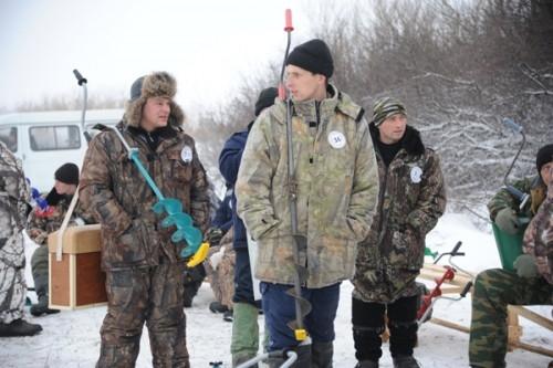 В Волгоградской области прошли соревнования по рыбной ловле