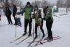 Всех желающих покататься на лыжах ждали в ЦПКиО