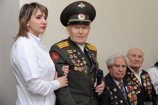 "Президент клуба ""Защитники Сталинграда"" Владимир Туров"