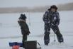 Второй Чемпионат по зимней рыбной ловле прошел в природном парке «Донской»