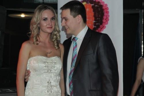 Миссис Утонченность Марина Боязитова с мужем Давидом