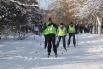 Областные любительские молодежные лыжные соревнования