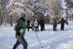 К победе на лыжах!