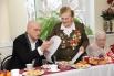 Александр Балуев пообщался с ветеранами