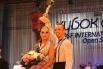 Артем Лазарев и Екатерина Сакович взяли первое место в латиноамериканской программе