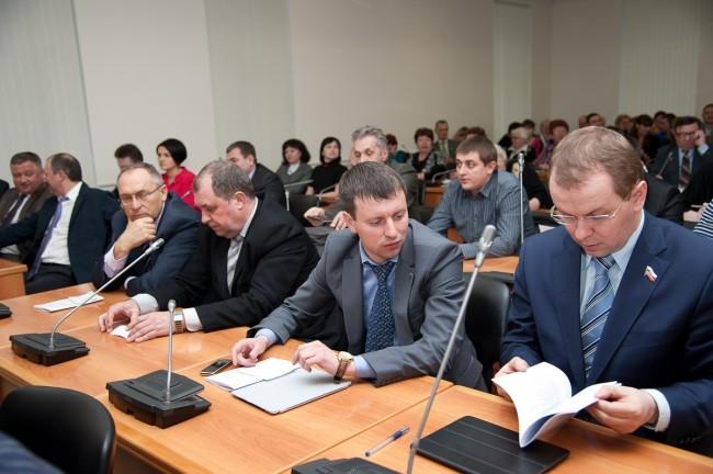 Публичные слушания в Волгограде