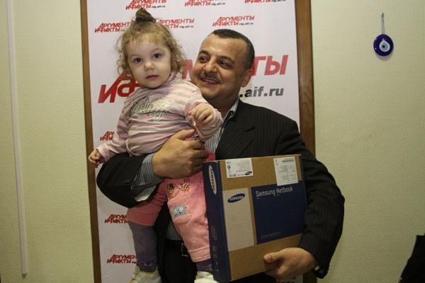 Амина Омар заняла второе место