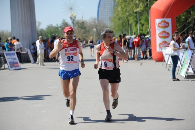 Легкоатлетический марафон