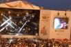 Посмотреть концерт пришли тысячи волгоградцев