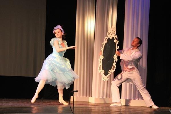 «Бенефис балета» в музыкальном театре