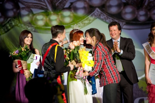Победительница Татьяна Кудряшова