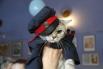 Бравый кот