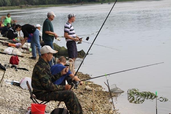 День рыбака в природном парке «Донской»