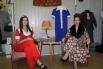 В 70-е женщины копировали костюмы киноактрис