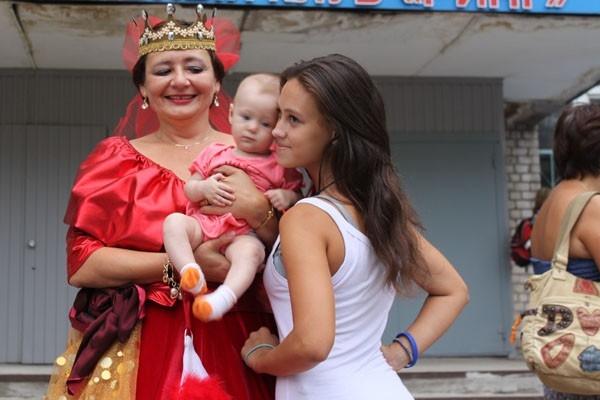 Сладкоежка с Королевами