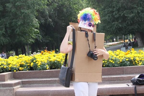 Робот-девушка
