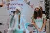 На Фестиваль в Волгоград приехала Снегурочка из Костромы