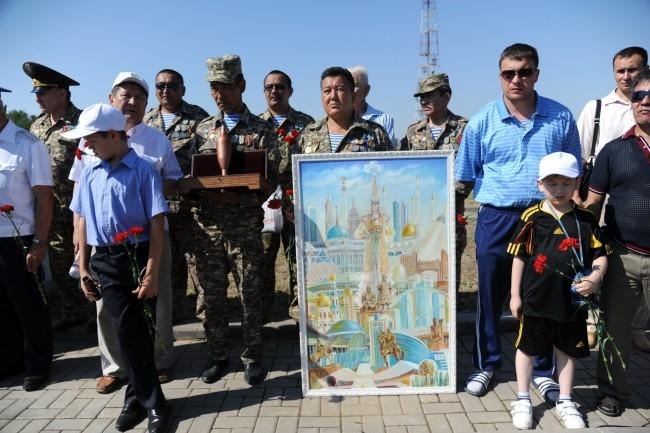 Картина в подарок Волгограду