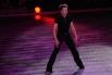 Алексей Ягудин старался кататься по максимуму, несмотря на растаявший лед