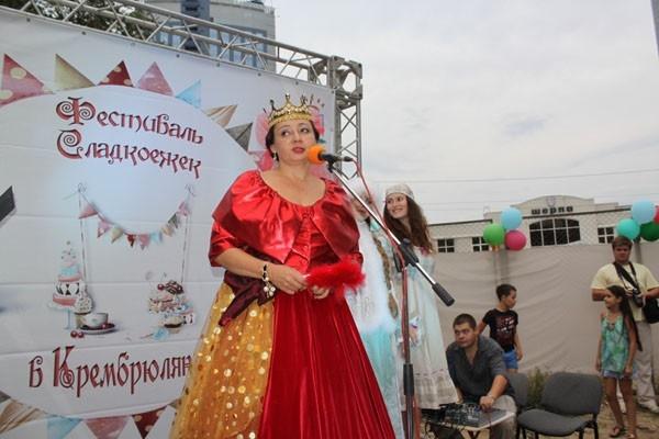 Королева сладкоежек Анна Степнова