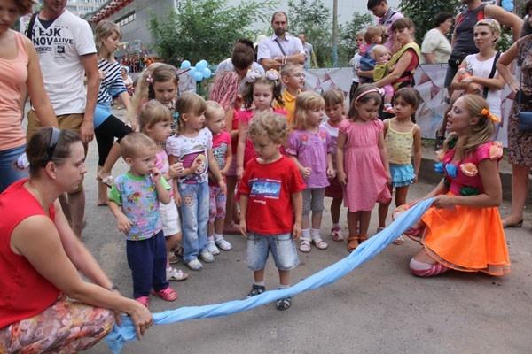 Фестиваль сладкоежек