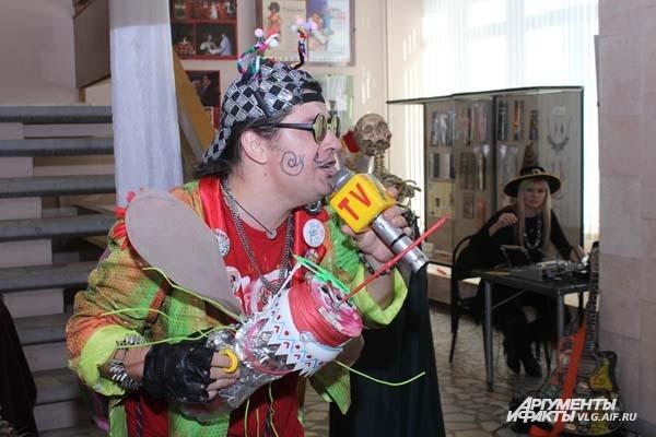 В Волгограде прошел тыквенный праздник