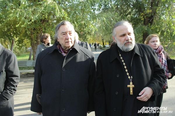 Александр Проханов побывал в Волгограде