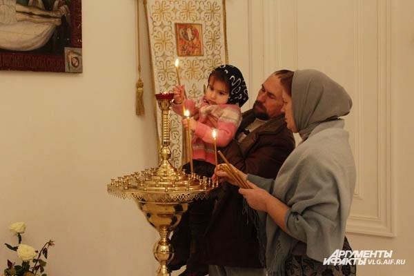 В Серафимовиче прошел православный фестиваль