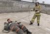 Так проходит день волгоградского пожарного