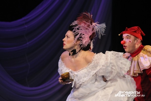 В Волгограде попытались выдать Культуру замуж