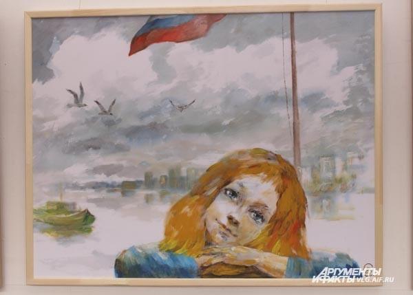 В Волгограде открылся «Весенний вернисаж»