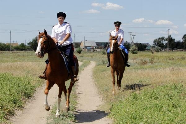 В Иловлинском районе знакомят с бытом казаков