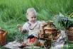 Малыш заинтересовался духовной пищей