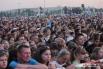 Дима Билан выступил в Вогограде