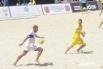 «Ротор-Волгоград» познакомил горожан с пляжным футболом