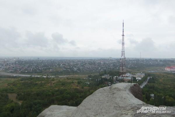 Телебашня Волгограда