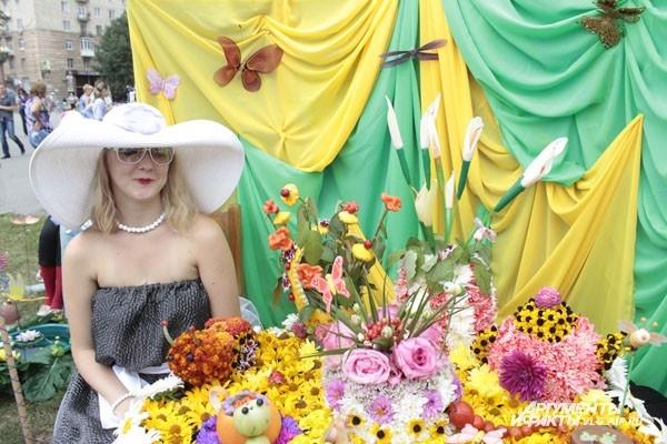 Победителей конкурса цветочных композиций определят через несколько дней