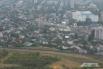 Вида на город с макушки «Родины-матери»