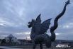 Татарского дракона называют зилантом