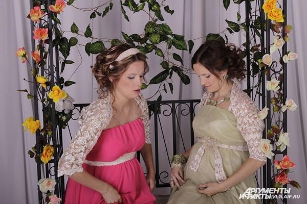 Радости материнства предшествует понятное волнение