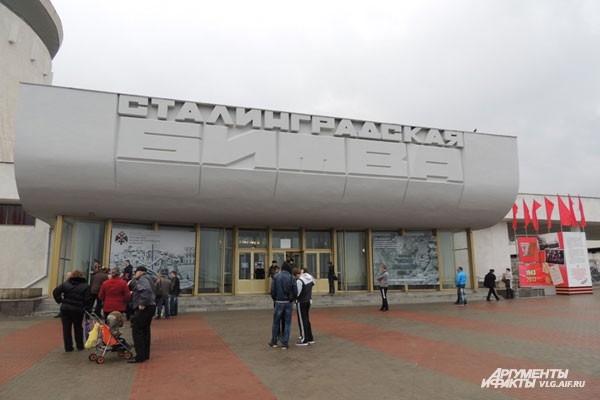 Воинский путь начался с музея-заповедника