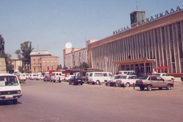 Вокзал Махачкалы
