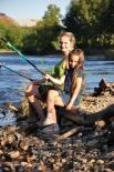 Рыбачки) Дочка Ксения, 7 лет