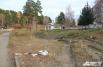 Провели ремонтные работы и закопали детскую площадку.