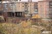 «Новострой» из красного кирпича - новый детский сад. Окончание строительства ждут в городке уже несколько лет.