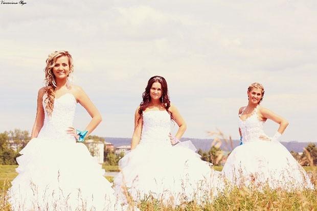 Демонстрация свадебного платья – это не только модная акция, это еще и демонстрация ценности семьи и брака
