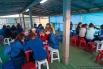 Расписание жизни в лагере тоже жесткое – занятия, практикумы и семинары.