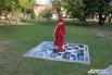 На этой шахматной доске точно не сыграешь…