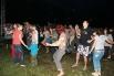 Танцы у сцены